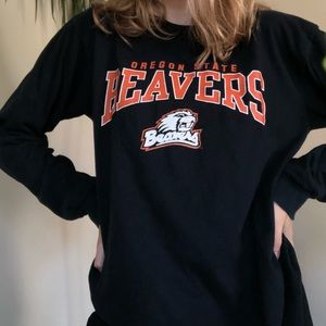 College long sleeve Oregon State